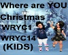 (KIDS) Where R U Christm