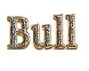 Bull diamond & Gold