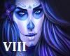W| Skull Girl III [Glow]