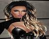 Black Blond Mix Hair