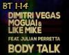 BodyTalk - Dimitri Vegas