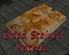 Blood Stained Matress