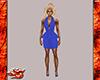 Blue Dinner Dress V1