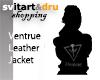 Ventrue Leather Jacket