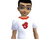 Haydaman Logo shirt-wht