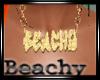 Beachy Gold Bling