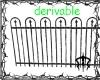 M! grimm fence II (deriv