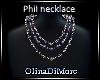 (OD) Phii Necklace
