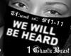 1CB We Will Not