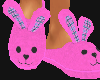 [SD] Slippers Pink/Plaid