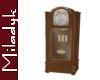 MLK Grand Father Clock