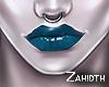 Turquois Glossy Lipstick