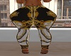 VERSACE SILK PANTS
