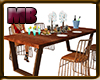 [9V6] Dining table