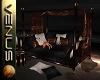 ~V~Moroccan Lounge 8P BZ