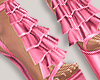 I│Ruffle Add-On Pink