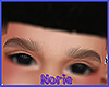 soft realistic eyebrows