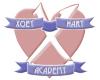 XHA School Crest Sticker