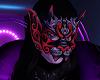 Akuma Mask Red