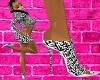 ~M~Stiletto Heel Pumps