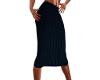 Blue Erin Pencil Skirt