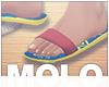 m/ Kids Beach Sandals