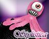 Alien Octopus (pink)