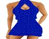(LMG)Elecric Blue Dress