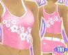 Pink Crush Floral Tank
