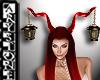 $.Horns lantern
