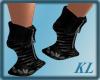 Altiva Boot 3D Black