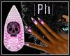 Ph SOLEIL NAILS SKULLY