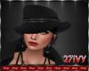 IV.DGangster Hat Vintage