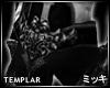 ! Black Templar Belt