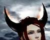 Black Horns w Fire