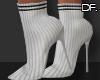 Df. Booties Sock White
