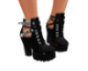 [CJ] BlackAnkleBootsF