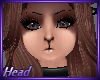B* Furboa2Tone F Head