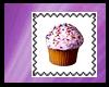 M! Cupcake 12 Stamp