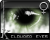 K| Clouded Eyes: Green