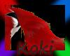 ~K~ Carmine Tail