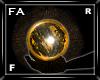 (FA)HandOrbFR Gold