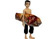 Whip's Custom Surf Board