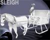 Hivernia Horse Sleigh