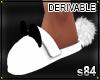 ♕ Any Shape Slippers