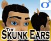 Skunk Ears -Mens