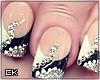 K  Glitz & Glam Manicure