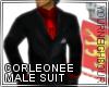 Corleonee Male Suit