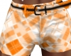 Men's Shorts Orange