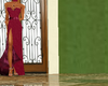 wine designer dress